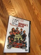 CANNONBALL RUN DVD NEW FACTORY SEALED