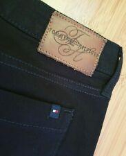 Jeans TOMMY HILFIGER Rome Damen 26/32 Schwarz Black