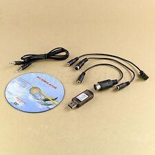 USB JR/Futaba/Esky/WFLY Transmitter RC XTR G4 Aerofly FMS Flight Simulator 4in1