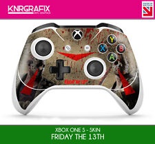 KNR6652 PREMIUM XBOX ONE S CONTROLLER FRIDAY THE 13TH JASON VOORHEES