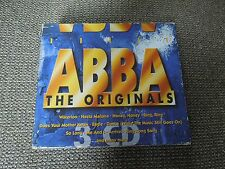 ABBA The Originals RARE German 3 CD Box Set