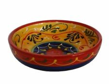 Dish Tapas Bowl 16 x 5 cm Traditional Spanish Handmade Ceramic Pottery