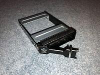 """HP MicroServer G8 Caddy + Screws - Einbaurahmen + Schrauben - 3,5"""" - 652998-001"""