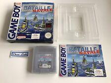 Bataille Navale - Nintendo Game Boy - PAL FRA - Avec Boite et Notice
