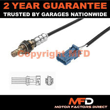 PEUGEOT 307 CC 1.6 16V (2005-) 4 WIRE REAR LAMBDA OXYGEN SENSOR O2 EXHAUST PROBE