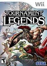 Tournament of Legends Nintendo Wii NEW factory sealed