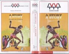 VHS:  SCHOLASTIC WESTON WOODS A STORY A STORY#
