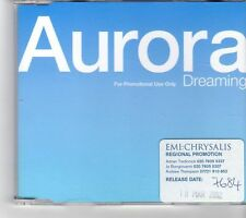 (FP84) Aurora, Dreaming - 2002 DJ CD