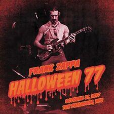 Halloween 77 - 3 DISC SET - Frank Zappa (2017, CD NEUF)