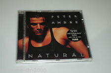 PETER ANDRE NATURAL CD MIT MYSTERIOUS GIRL - FLAVA - TELL ME WHEN - TO THE TOP