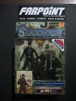 MOC NEW SHADOWRUN Action Figure THE STREET DEACON Vigilante HeroClix WizKids