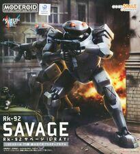 1/60 Moderoid Full Metal Panic! Invisible Victory - Rk-92 Savage GRAY Model Kit