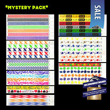 100 x Tyvek Party, Event, ID Wristbands **MYSTERY PACK** SPECIAL OFFER!