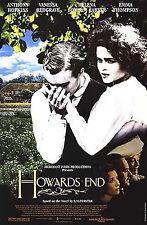 Howards End - James Ivory, Anthony Hopkins, Emma Thompson, 1992 / NEW