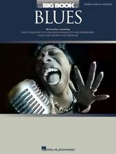 The Big Book of Blues Sheet Music Piano Vocal Guitar SongBook NEW 000311843