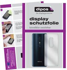 5x lámina protectora para vivo v17 pro reverso display lámina claramente protector de pantalla