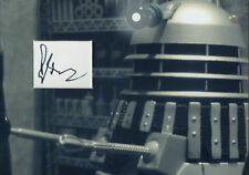 ROY SKELTON Signed 12x8 Photo Display DR WHO Voice Of DALEKS COA