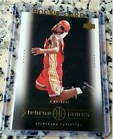 LEBRON JAMES 2003 Upper Deck SP #1 Draft Pick Rookie Card RC MVP $ L.A. Lakers $