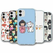 For iPhone 11 Silicone Case Cover Japan Collection 1