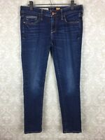 Pilcro And The Letterpress Stet Skinny Jeans Sz 28 Anthropologie