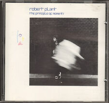 ROBERT PLANT The Principle of Moments CD NEW  Led Zeppelin Phil Collins