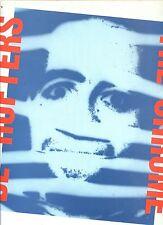 THE CHROME / DE HUFTERS split record 12INCH BELGIUM 45 RPM EX+