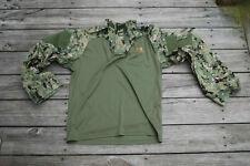Custom AOR2 Combat Shirt SEAL FROG CAG SFOD-D SF DEVGRU MARSOC AOR1 Crye