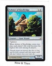 MTG: Lorwyn: Foil: Arbiter of Knollridge