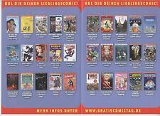 Gratuit BD jour 2012 complet tous les 31 numéros-Simpsons-Spider-Man - Star Wars