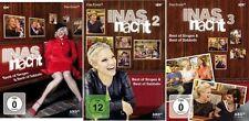 6 DVDs * INAS NACHT - BEST OF SINGEN & BEST OF SABBELN 1 + 2 + 3 Set- # NEU OVP