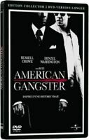 STEELBOOK EDITION COLLECTOR 2 DVD VERSION LONGUE AMERICAN GANGSTER OCCASION