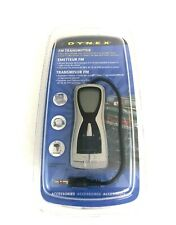 Brand New Dynex DX-MP3FM FM Transmitter Play Music Through Your Car NIB
