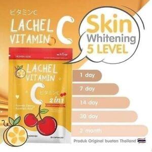 Lachel Vitamin C Anti Oxidant 60 Caps AUTHENTIC