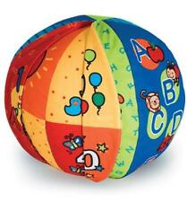 Melissa and Doug 2-in-1 Talking Ball Learning Toy