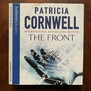 Patricia Cornwell The Front CD Audio Book Thriller Novel w/ Kate Reading