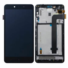 NEW For Xiaomi Redmi Note 2 LCD Display Touch Screen Digitizer Frame Black AA