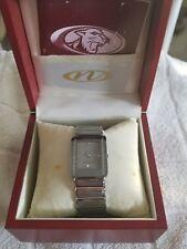 Mens Oniss Swiss Diamond Tungsten Steel & Ceramic Sapphire Crystal Watch ON333-M