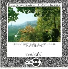 Piano Recital (Prague Spring Collection) : Emil Gilels