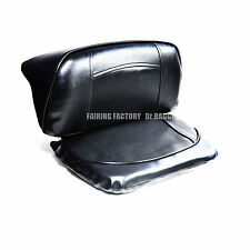 14 & Up Pillow Backrest Pad Fit Harley Davidson HD Razor Chopped King Tour Pack