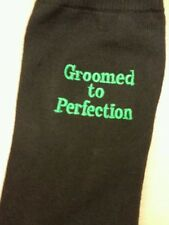 MENS SOCKS WITH A MESSAGE  OF YOUR CHOISE OR JUST A NAME CHRISTMAS GIFT PRESENT