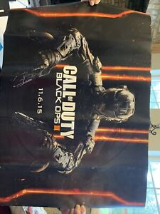 Call Of Duty Black Ops 3 GameStop Poster