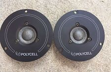A+ SWEET Infinity Polycell Tweeters 902-2624 RS1000  - BUY 1 or 2