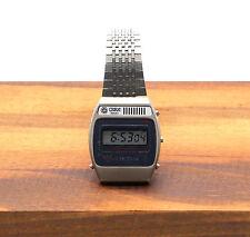 Vintage OMNI Quartz Americana Digital Watch Tune-A-Matic Hong Kong Read