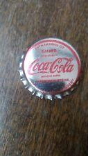 Very rare bulgarian old  bottle cap coca cola