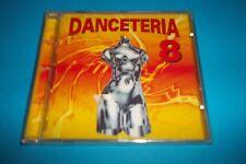 DANCETERIA 8 CD NUOVO SIGILLATO 1994 RTI MUSIC