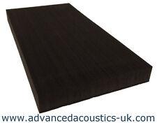 """Advanced Acoustics 4"""" Thick Class '0' Acoustic Studio Treatment Foam Panel"""