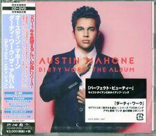 AUSTIN MAHONE-DIRTY WORK-JAPAN CD+DVD Ltd/Ed G88