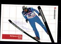 Walter Loitzl Autogrammkarte Original Signiert Skispringen+A 175908