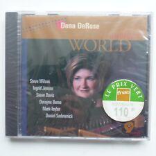 DENA DEROSE Another world STEVE WILSON INGRID JENSEN STEVE DAVIS CD 1016 2  CD