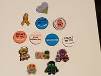 Amazon Peccy Lot Of 13 Pins